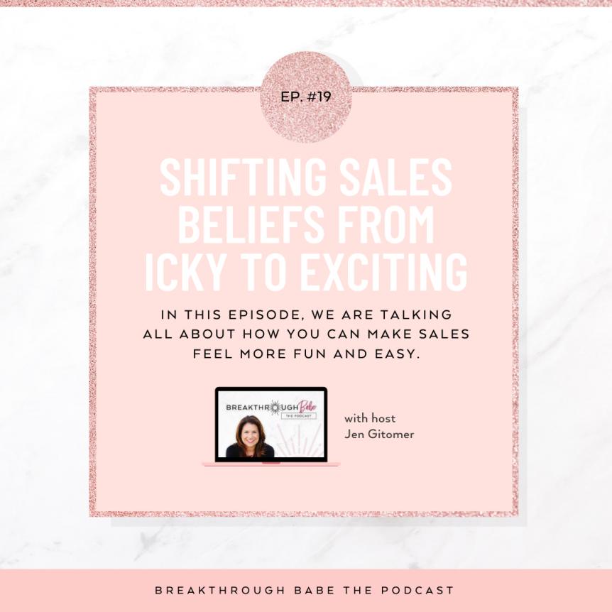Sales Beliefs