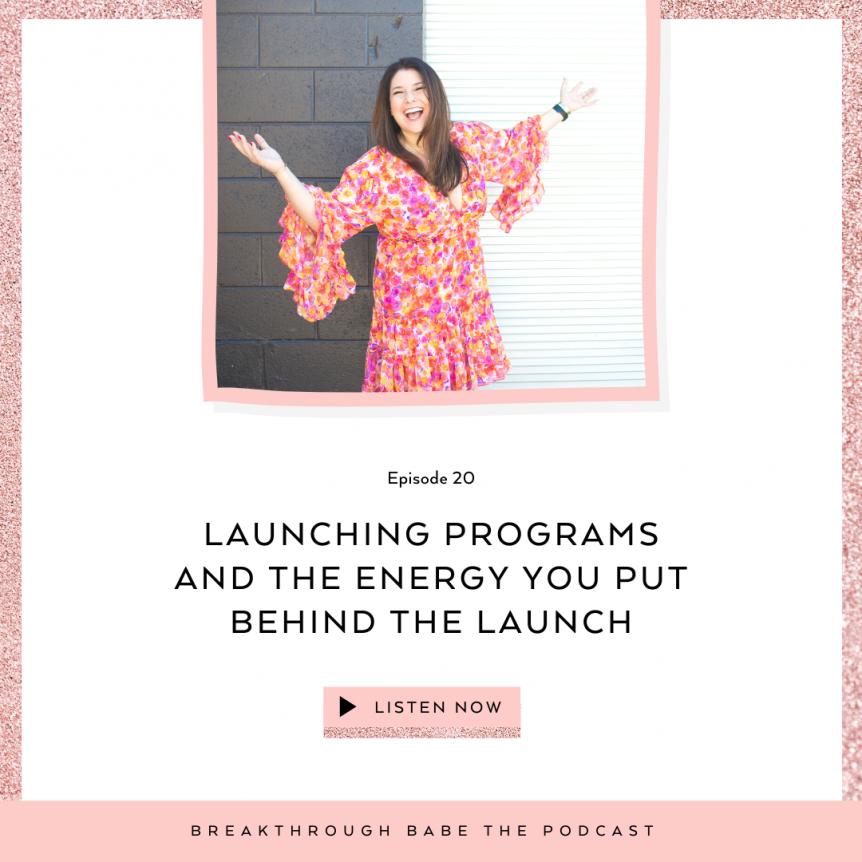 Launching Programs
