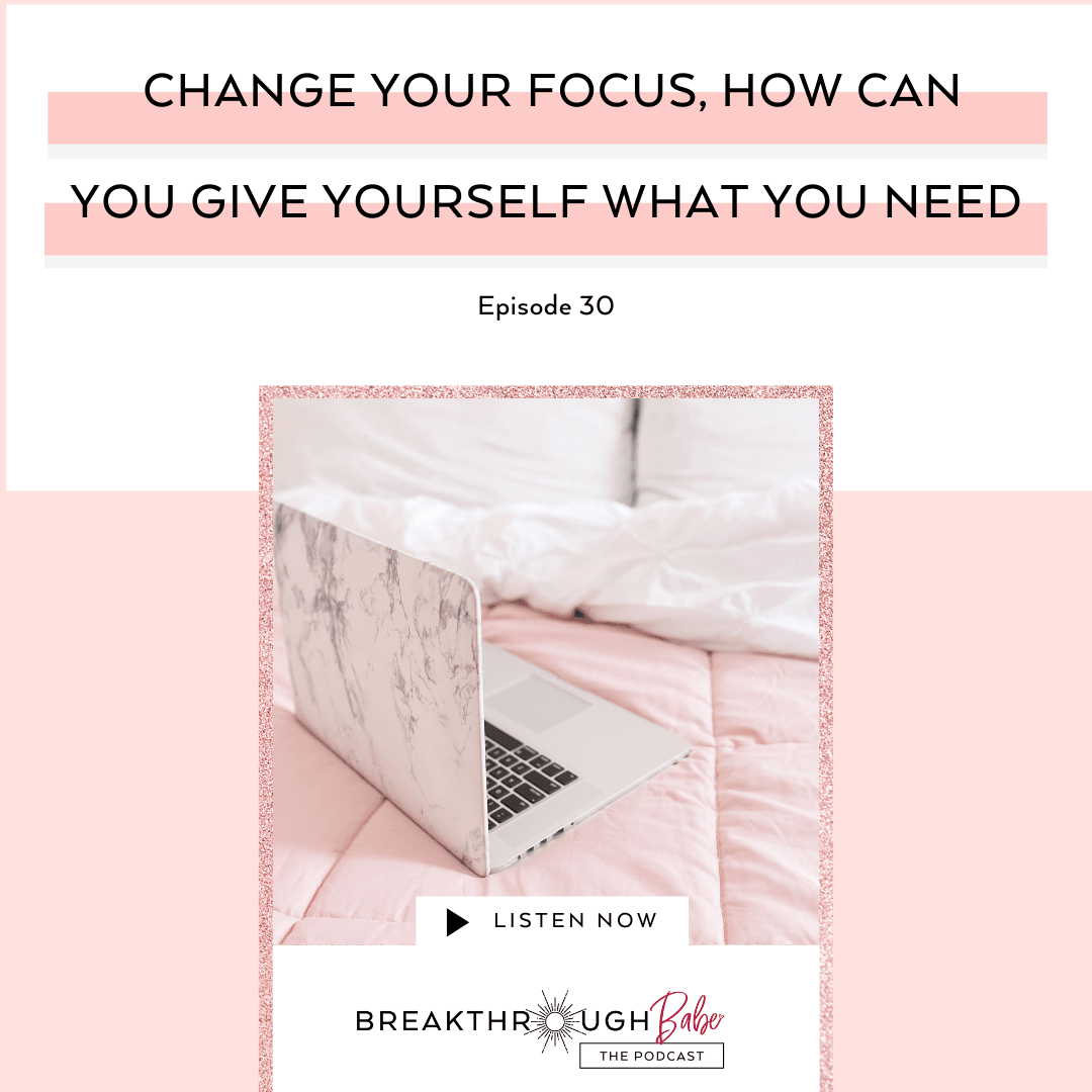 Change Your Focus