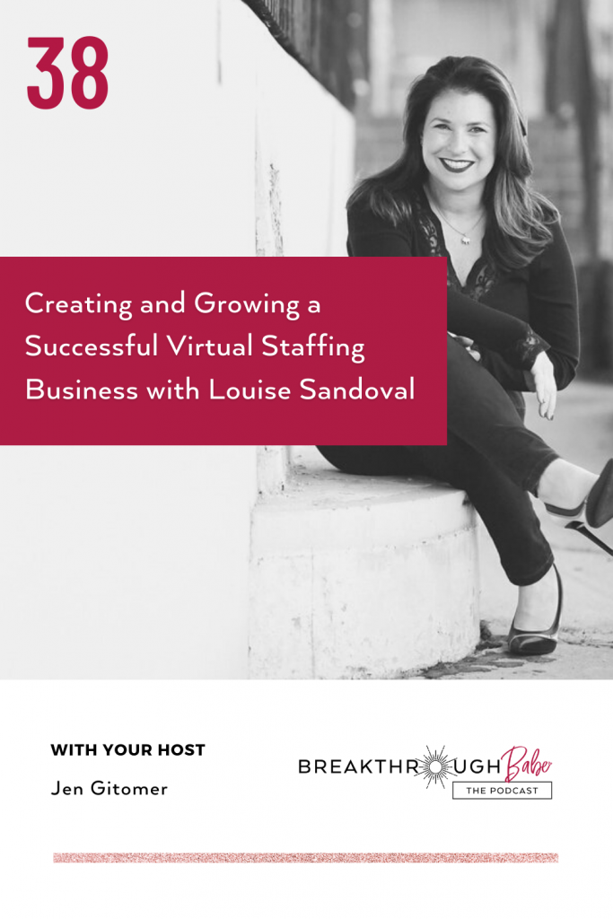 Growing a Successful Business, Virtual Staffing Business