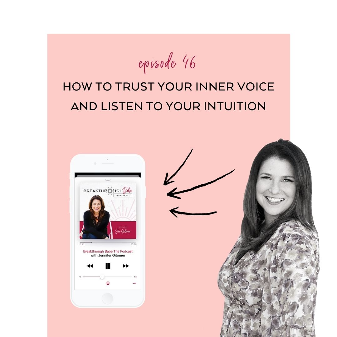 listening to your inner voice