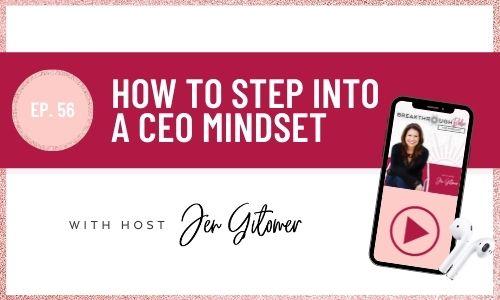 CEO mindset