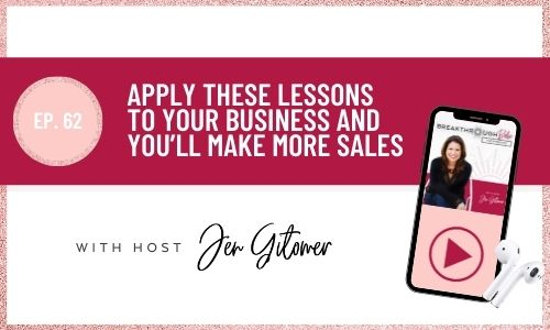 make more sales